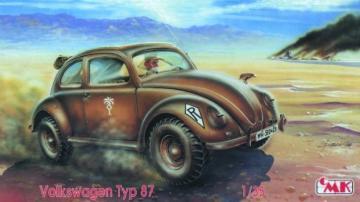 Volkswagen Typ 87 · CMK 35013 ·  CMK · 1:35
