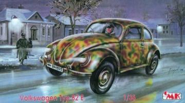 Volkswagen Typ 82 E · CMK 35014 ·  CMK · 1:35