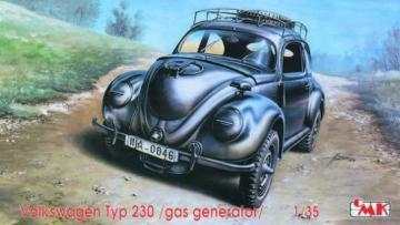 Volkswagen Typ 230 mit Holzvergaser · CMK 35017 ·  CMK · 1:35