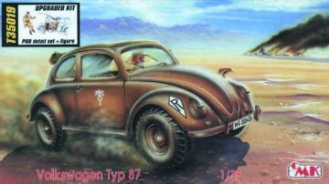 Volkswagen Typ 87 - Upgraded Kit · CMK 35019 ·  CMK · 1:35