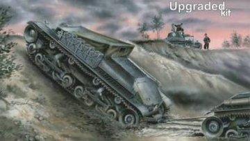 Mörserzugmittel 35(t) upgraded · CMK 35021 ·  CMK · 1:35