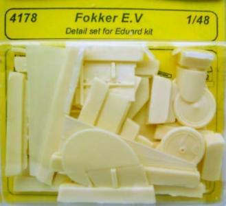 Fokker E.V [Eduard] · CMK 4178 ·  CMK · 1:48