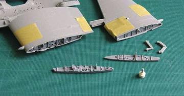 Westland Wyvern - Wing fold set [Trumpeter] · CMK 4211 ·  CMK · 1:48