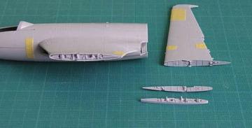 4214� Hawker Seahawk - Wing fold set [Trumpeter] · CMK 4214 ·  CMK · 1:48