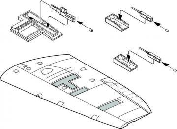 Spitfire Mk. Vb - Armament set [Tamiya] · CMK 4262 ·  CMK · 1:48