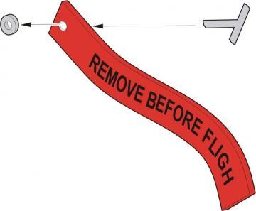 Remove Before Flight Tags (20 Stück) · CMK 4317 ·  CMK · 1:48