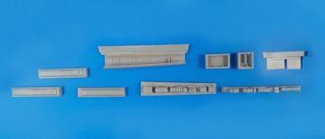 BAC Lightning F2A/F6 - Electronics Boxes Set [Airfix] · CMK 4351 ·  CMK · 1:48
