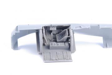 N1K2-J Shiden Kai (George) - Cockpit Set · CMK 4374 ·  CMK · 1:48