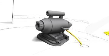 ESK 2000 B - German WWII Gun Camera · CMK 4417 ·  CMK · 1:48