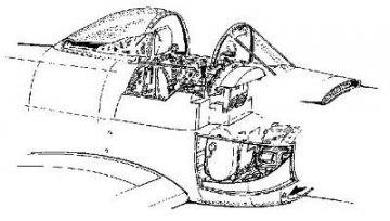 A-1H - Interior set · CMK 48018 ·  CMK · 1:48