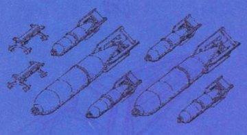 Russische Bomben WWII · CMK 48027 ·  CMK · 1:48