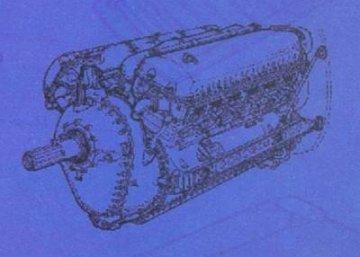 Allison V-1710 - Motor set · CMK 48032 ·  CMK · 1:48