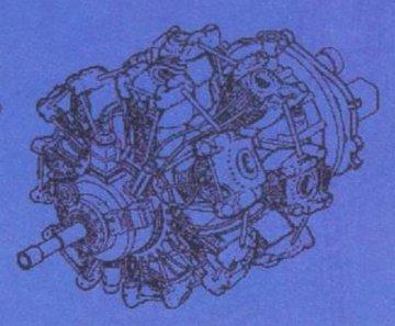 BMW-801 - Motor · CMK 48035 ·  CMK · 1:48