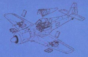 Focke-Wulf Fw 190 A-8/R-8 - Umbauset · CMK 48039 ·  CMK · 1:48