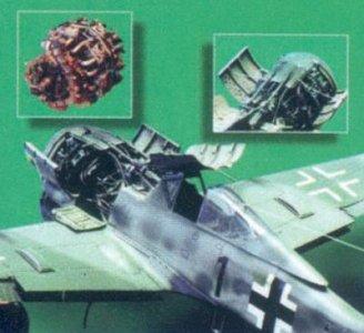 Focke-Wulf Fw 190 A-5/A-6 - Conversion set · CMK 48048 ·  CMK · 1:48