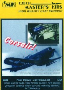 F4U-4 - Conversion set · CMK 48064 ·  CMK · 1:48
