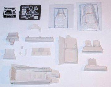 Ta-154 - Interior set · CMK 48065 ·  CMK · 1:48
