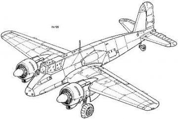 Henschel Hs 129 B - Exterior Set · CMK 48068 ·  CMK · 1:48