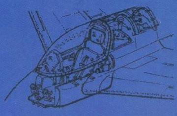 Messerschmitt Me 163B - Interior set · CMK 48069 ·  CMK · 1:48