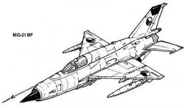 MIG-21 MF - Detail set · CMK 48078 ·  CMK · 1:48