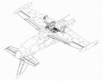 Albatros L-39C - Exterior Set · CMK 48083 ·  CMK · 1:48