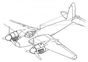 Mosquito PR Mk.XVI - Umbauset · CMK 48108 ·  CMK · 1:48