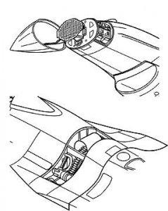 F-16A - Armament set · CMK 48116 ·  CMK · 1:48