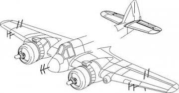 Beaufighter Mk.I F - Umbauset · CMK 48118 ·  CMK · 1:48