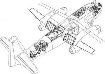 Arado Ar 234B · CMK 48122 ·  CMK · 1:48