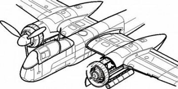 Heinkel He 219 - Motor set · CMK 48128 ·  CMK · 1:48
