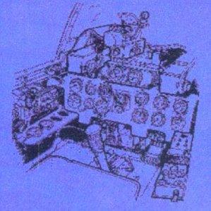 A6M5 Zero - Cockpit Set · CMK 48132 ·  CMK · 1:48