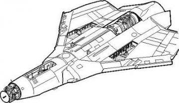 F4D-1 Skyray - Motor set · CMK 48137 ·  CMK · 1:48
