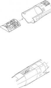 F-104G Starfighter - Undercarriage set [Hasegawa] · CMK 5055 ·  CMK · 1:32
