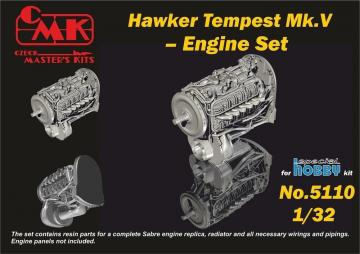 Hawker Tempest - Engine Set [Special Hobby] · CMK 5110 ·  CMK · 1:32