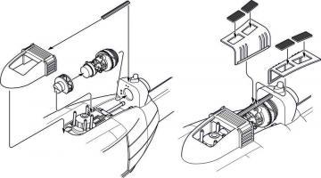 UH-1D - Engine set [Dragon], USA, Modern · CMK 6004 ·  CMK · 1:35