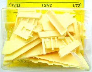 TSR 2 - Control surfaces [Airfix] · CMK 7133 ·  CMK · 1:72