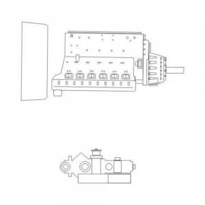 Daimler Benz DB 601 - Aircraft engine · CMK 7168 ·  CMK · 1:72
