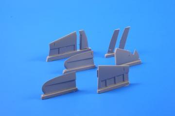 Westland Wyvern S.4 - Control surfaces set · CMK 7169 ·  CMK · 1:72