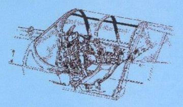 P-40 E - Interior set · CMK 72002 ·  CMK · 1:72