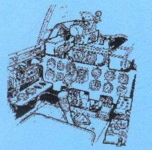 A6M5c Zero - Interior set · CMK 72009 ·  CMK · 1:72