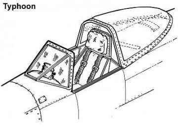 Typhoon Mk.Ib - Interior set · CMK 72022 ·  CMK · 1:72