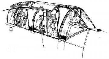 OV-10A - Interior set · CMK 72025 ·  CMK · 1:72