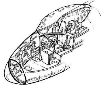 Mosquito B Mk.IV - Interior set · CMK 72037 ·  CMK · 1:72