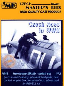 Hurricane Mk.II - Detail Set · CMK 72046 ·  CMK · 1:72