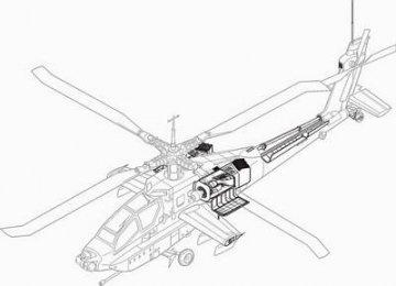 AH-64A - Motor Set · CMK 72058 ·  CMK · 1:72