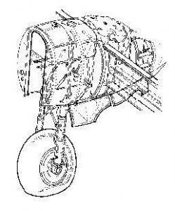 Wellington Mk.I - Fahrwerk Set · CMK 72082 ·  CMK · 1:72