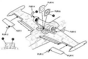 L-39C/ZA  - Exterior Set · CMK 72084 ·  CMK · 1:72