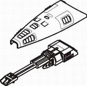 L-39 C/ZA - Armament Set · CMK 72085 ·  CMK · 1:72