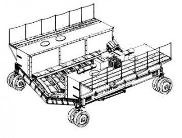 BV 222 towing cars (dockwagen) · CMK 72088 ·  CMK · 1:72