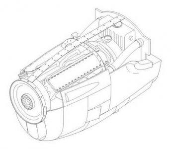 P-38J Lightning - Motor Set · CMK 72090 ·  CMK · 1:72